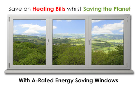 Rainforest window ltd double glazing windows and doors for Energy saving windows cost