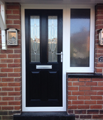 Rainforest windows upvc composite doors in yorkshire for Upvc french doors yorkshire